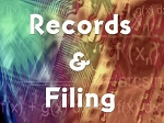 Records & Filing